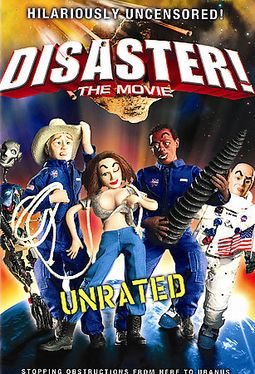 Disaster! The Movie (Standard Art With Unrated