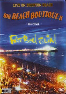 Big Beach Boutique II: The Movie - Live on