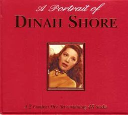 A Portrait Of Dinah Shore (2-CD/Import)