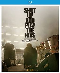 Shut Up and Play the Hits (Blu-ray)