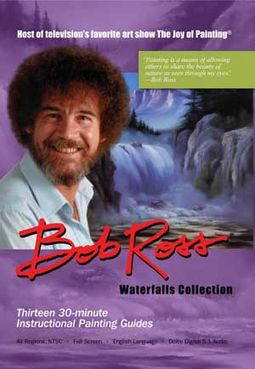Bob Ross: Waterfalls Collection