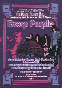 Deep Purple - Concerto for Group & Orchestra