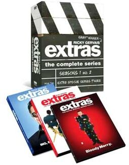 Extras - Compete Seasons 1 & 2 (Plus Series