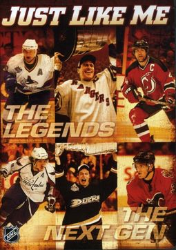 Hockey - NHL Just Like Me: The Legends / The Next