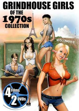Grindhouse Girls of the 1970s Collection (Daisy