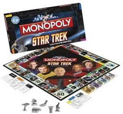 Star Trek - Monopoly: Continuum Edition
