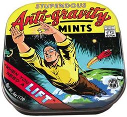 Mints - Anti-Gravity Mints