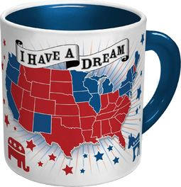 Democratic Dream - 16 oz. Heat Activated Mug