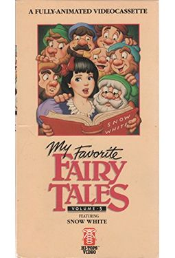 My Favorite Fairy Tales: Snow White