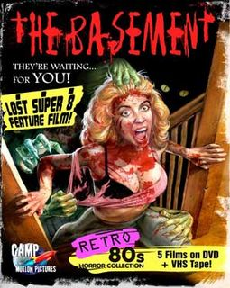 The Basement: Retro 80s Horror Collection