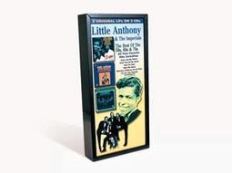 Very Best of Little Anthony & The Imperials (3-CD