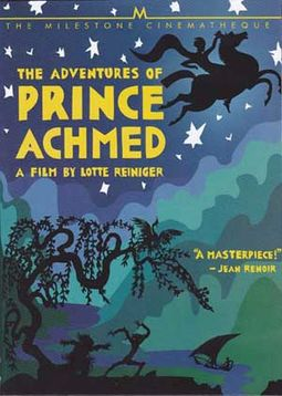 The Adventures of Prince Achmed (Silent)