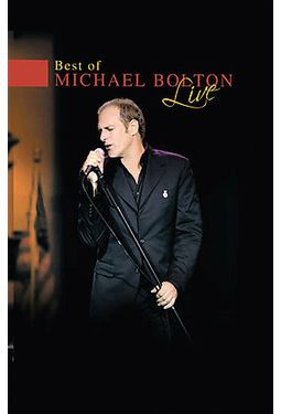 Best of Michael Bolton Live (Special Edition)