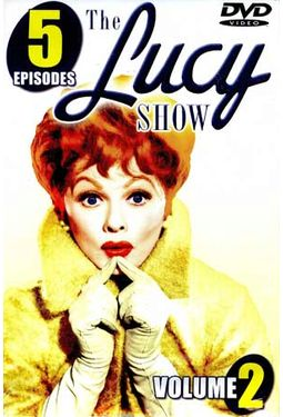 The Lucy Show - Volume 2 (5 Episodes)