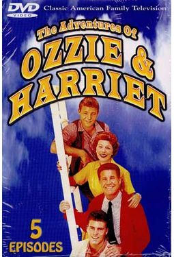 Adventures of Ozzie & Harriet (5 Episodes)