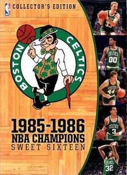 Basketball - Boston Celtics, 1985-1986 - NBA