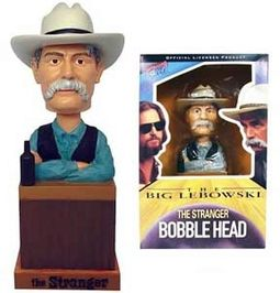 The Big Lebowski - The Stranger Bobble Head