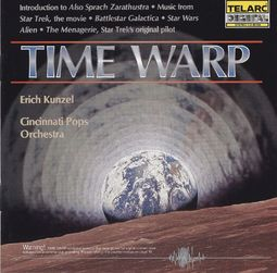 Time Warp: Music from 2001, Star Trek, Battlestar