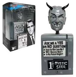 Twilight Zone - Mystic Seer Bobble Head