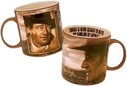 John Wayne - Courage - 20 oz. Ceramic Mug