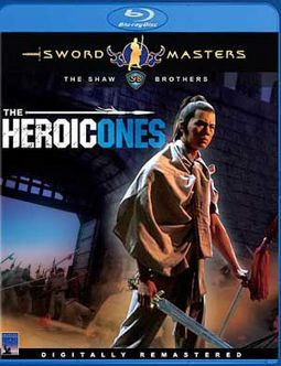 Sword Masters - The Heroic Ones (Blu-ray)