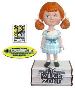 Twilight Zone - Talky Tina Bobble Head