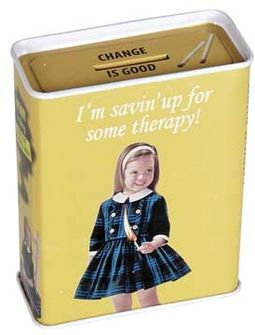 Tin Bank - I'm Savin' Up For Therapy!