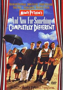 Monty Python - And Now For Something Completely