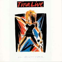 Tina Live in Europe (2-CD)