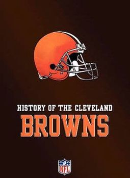 NFL History of the Cleveland Browns (2-DVD)