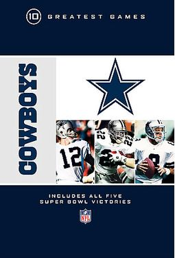 NFL Greatest Games Series: Dallas Cowboys - 10