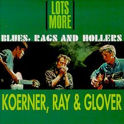 Lots More Blues, Rags & Hollers