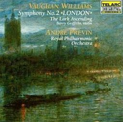 Vaughan Williams: Symphony No. 2 / The Lark