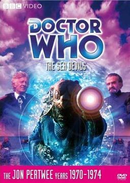 Doctor Who - #062: Sea Devils