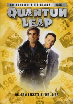 Quantum Leap - Complete 5th Season (3-DVD)