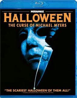 Halloween 6: The Curse of Michael Myers (Blu-ray)