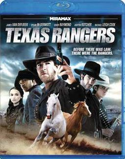 Texas Rangers (Blu-ray)