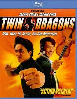 Twin Dragons (Blu-ray)