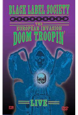 The European Invasion Doom Troopin' Live (2-DVD)