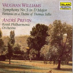 Vaughan Williams: Symphony No. 5 in D Major &