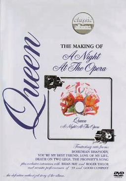 Classic Albums: Making of A Night at the Opera