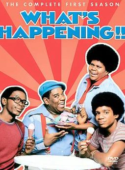 What's Happening!! - Complete 1st Season (3-DVD)