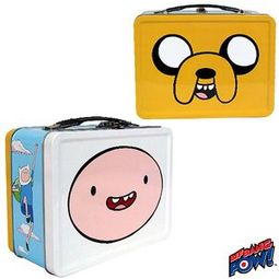 Adventure Time - Finn & Jake - Tin Tote