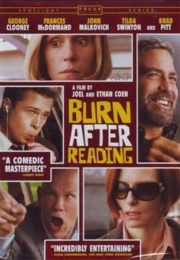 Burn After Reading (Widescreen)