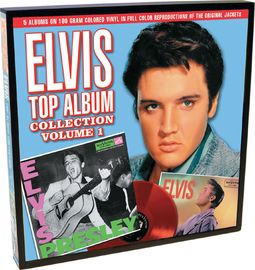 Top Album Collection, Volume 1 (Elvis Presley /