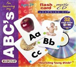 I'm Learning My ABC's