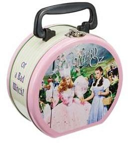 The Wizard of Oz - Round Tin Tote