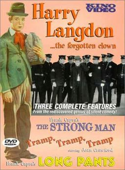 Harry Langdon... The Forgotten Clown (The Strong