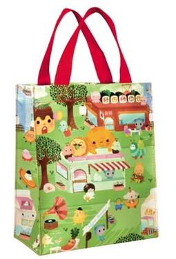 Handy Tote - Happy Food Town