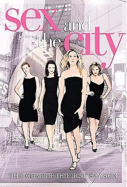 Sex and the City - Complete 1st Season (2-DVD)